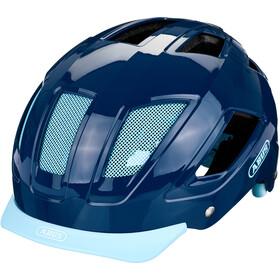 ABUS Hyban 2.0 Casque, bleu